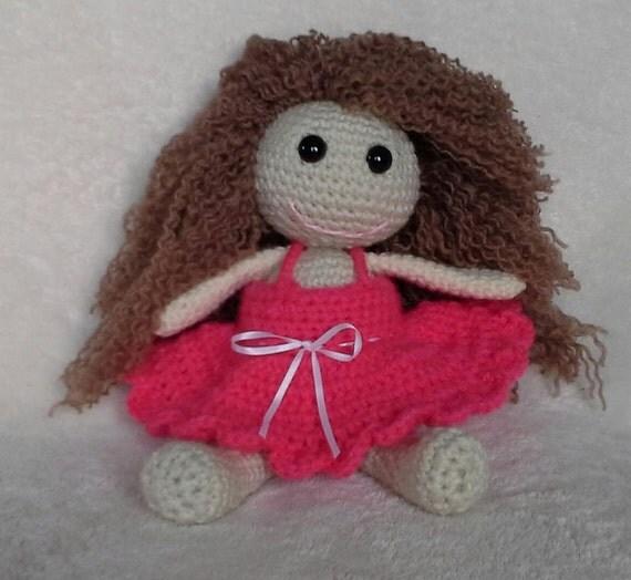Star Wars Crochet Dolls Free Pattern : Crochet Doll PDF PATTERN