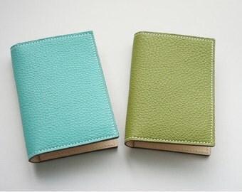 Handmade  Card Wallet, Credit Card Case holder (togo)