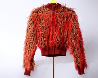 Vintage Chilli Pepper Jacket