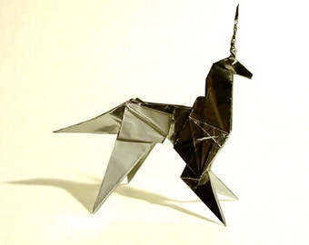 BLADE RUNNER - Origami Unicorn Prop (2:1 Scale)