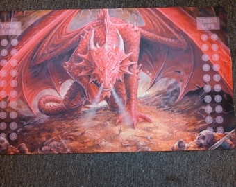 Customized ccg playmat, giant mousepad, or RPG map, Magic the Gathering