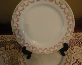 Schwarzburg Vintage China 1920 or Earlier 4 Lovely Pieces