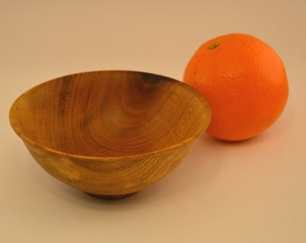 Turned Mulberry Bowl