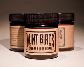 Aunt Birds Face and Body Cream