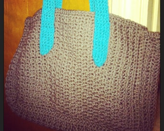 Made to order crocheted purse