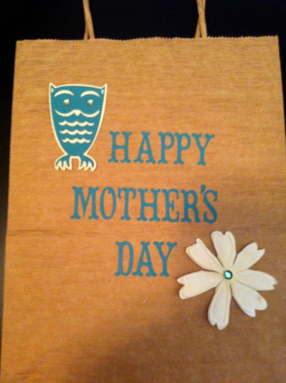 Mother s day gift bag