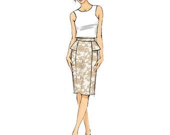 Misses' Skirt Butterick Pattern B6060