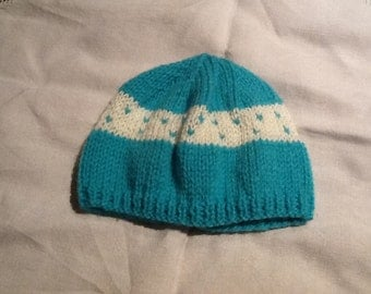 Baby hat to fit 0-3 months