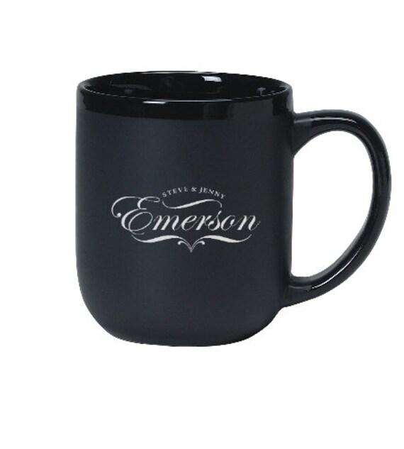 Printed Wedding Mugs : 72 Wedding Coffee Mugs, Custom Printed Coffee Cups, Price Includes ...