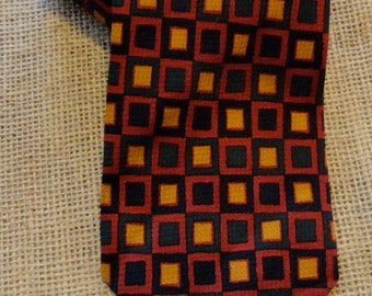 "Dusty's Vintage Neckties! ""Barneys"" Vintage Clothing (#TS-177"