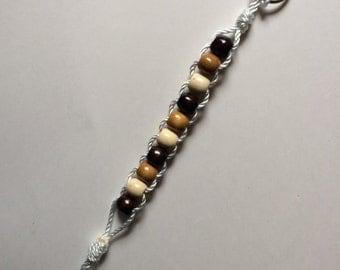 St. Thérèse Prayer, Good Deed, Sacrifice Beads w/Crucifix
