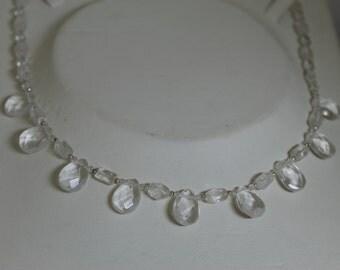 Snow Queen necklace