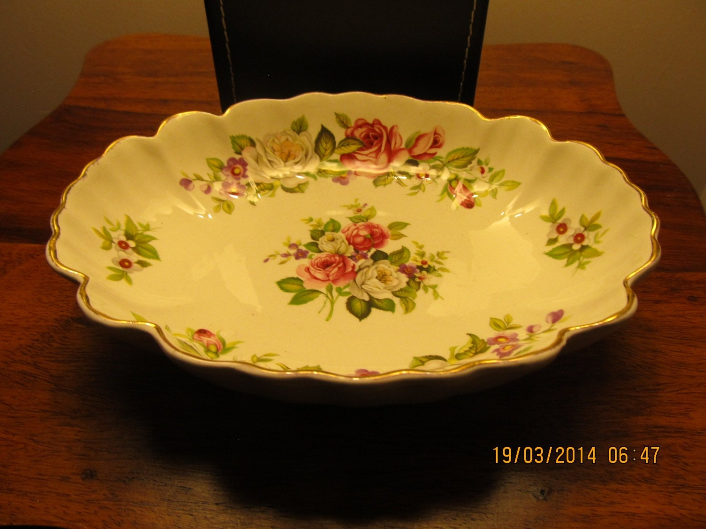 Old Foley Trinket Dish Bonbon Dish Coin Dish Jewellery