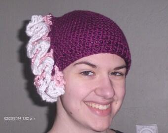 Ruffle Hat