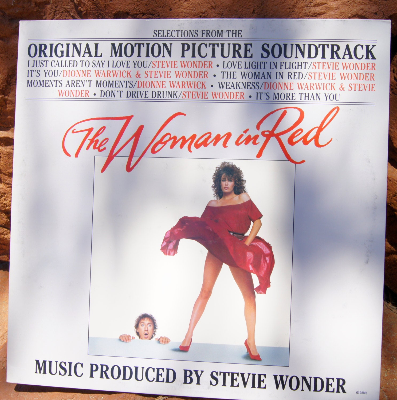 The Woman In Red Movie Soundtrack Vinyl Lp Album By Antigos