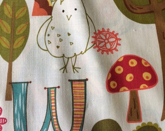 Mind Your P's and Q's Quilting Cotton by Keiki for Moda