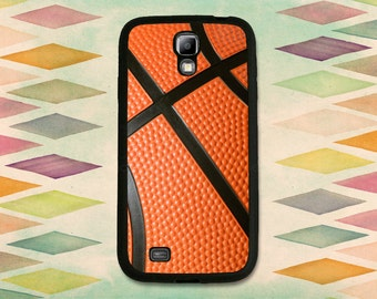 Basketball inspired Case For The Samsung Galaxy S4, S5 or S6.