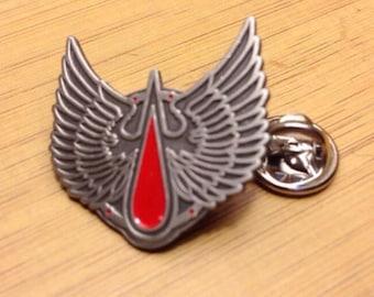 Warhammer 40k Blood Angels Lapel Pin