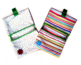 Nappies and wipes bag