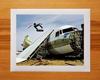 Ryan Sheckler Skateboarding Photograph - Photo Print - poster
