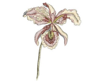 Flowers Plants Shrubs Instant Download Machine Embroidery Design