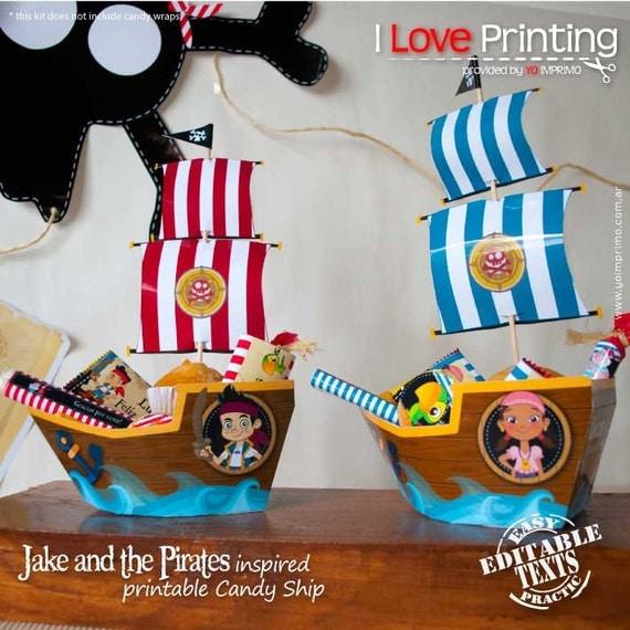 Jake y los piratas de nunca jamas barco for Yei y los piratas de nunca jamas