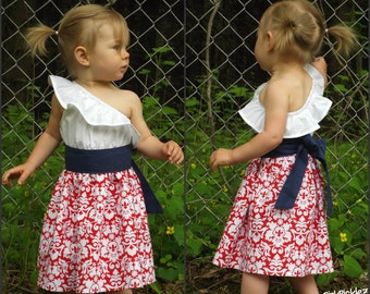 patriotic dress, patriotic outfit, 4th of July dress, Independence day dress, red white and blue dresses, 4th of July outfit, Patriotic baby