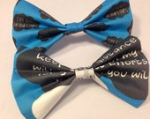 The Fault in Our Stars bows
