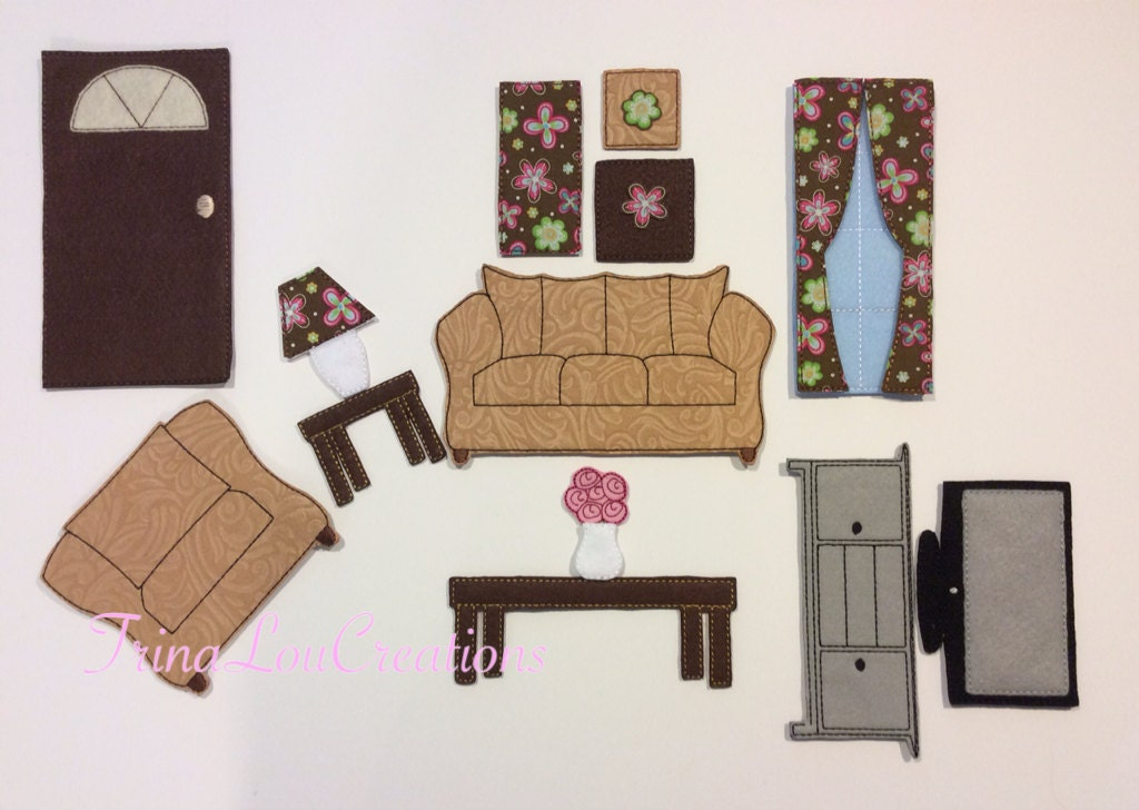 Non paper doll furniture free fun doll with purchase travel - Paper furniture ...