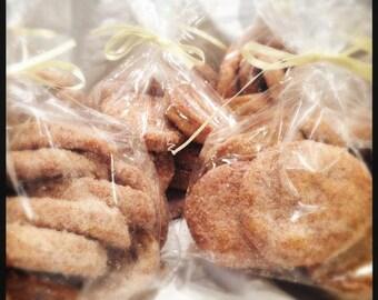 Cinnamon Sugar Biscochitos
