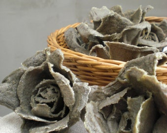 Fire starters kindlings wax roses rustic fireplace decor recycled paper handmade firestarters rustic home decor rose cottage lodge farmhouse