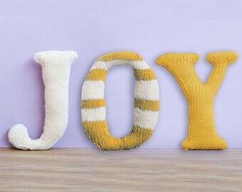 JOY Christmas knitting pattern download bundle (860019)