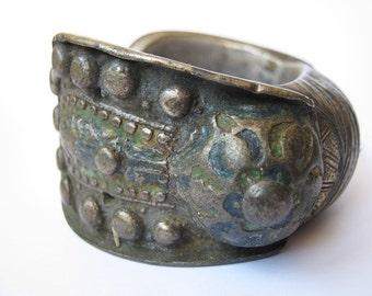 Antique engagement bracelets