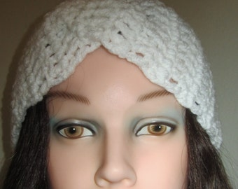 Headband, Woman's crochet accessory for her hair