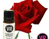 10ml Rose Garden Fragrance Oil for Home Fragrancing and Cosmetic, Toiletry, Candles and Incense  production