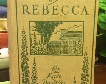 New Chronicles of Rebecca by Kate Douglas Wiggin 1907