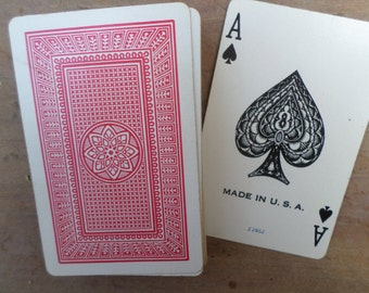 vintage deck of Playing Cards ANTIQUE  Bridge