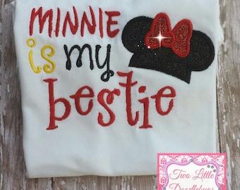 Minnie is my Bestie