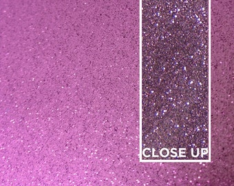 Plum Pink Sparkle Glitter Acrylic Sheet 300mm x 300mm • Laser Cutting • Supply • Perspex