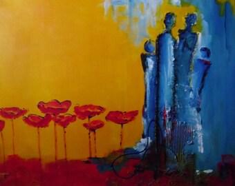 Painting Genova