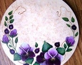 Pansy Table Tray,HAFAIR