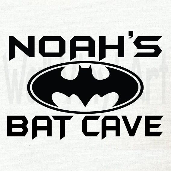 bat cave decal wallpaper -#main