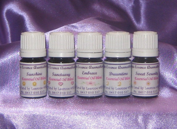 Essential Oil Pure Blends 5ml (price is for one)