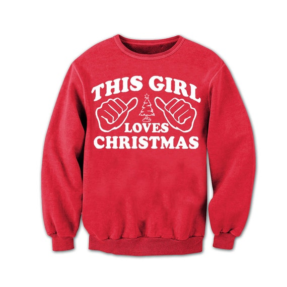 Funny Christmas Sweater. Ugly Sweater. Tacky Christmas