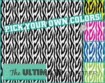 Zebra pattern outdoor permanent vinyl Crafters vinyl, outdoor vinyl