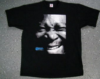 BB King Blues Fest. Tour T Shirt 1993 Buddy Guy Eric Johnson (Large)