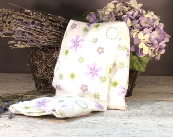 The Wrap Around - Heatable Lavender Wrap