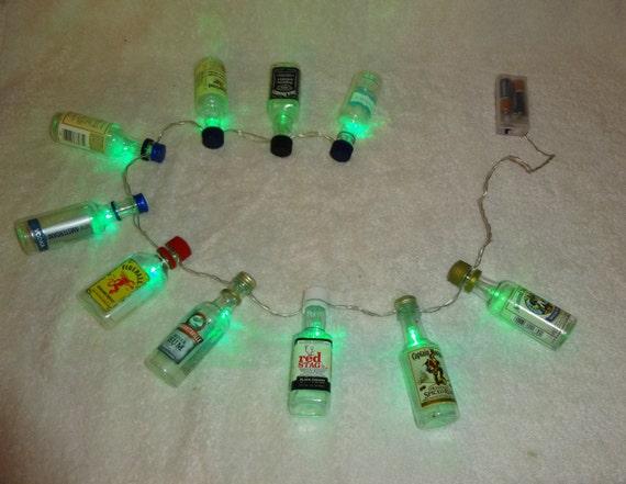 Mini Bottle Party Light String