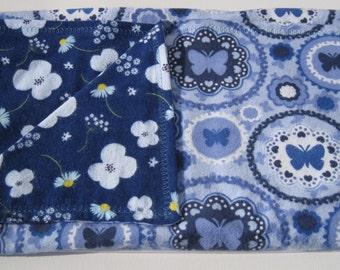 Reversible Flannel Blanket