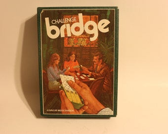 CHALLENGE BRIDGE - A nEW dIMENSION iN dUPLICATE bRIDGE - 1973